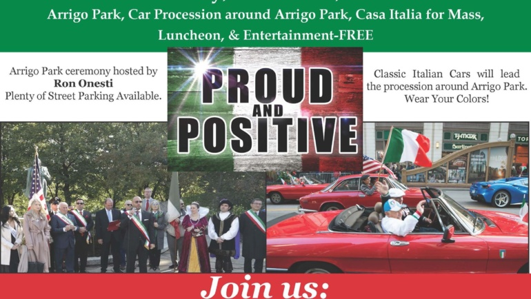 Columbus Day 2020: Italian American Heritage Celebration