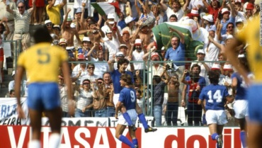 PAOLO ROSSI, ITALIAN SOCCER GREAT, HAS PASSED AWAY AT THE AGE OF 64